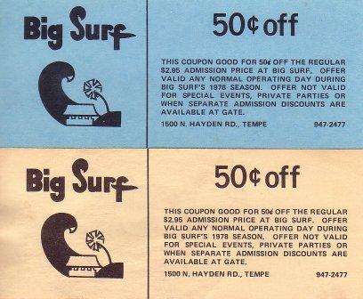 Big surf coupons 2018 missouri